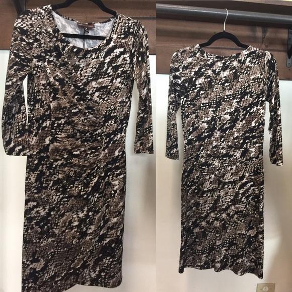 Dana Buchman Dresses & Skirts - 🌷Dana Bachman print dress